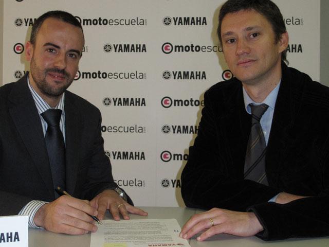 Yamaha apuesta por la seguridad vial