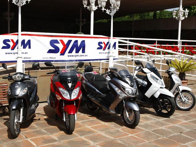 Gama SYM 2009