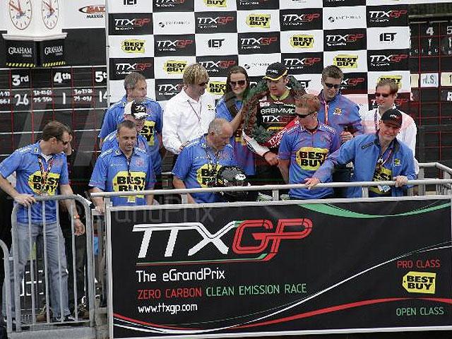 TTXGP, el primer GP eléctrico