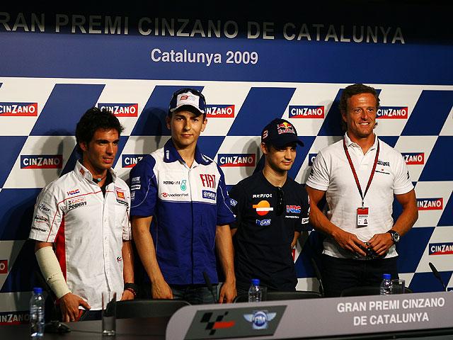 GP de Cataluña: las motos en TVE