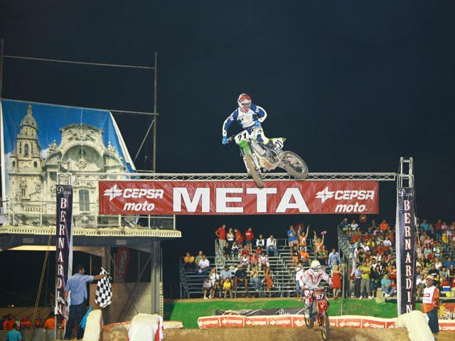Campeonato de España de Supercross 2009