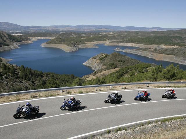 El impuesto de matriculación de las motos bajará de nuevo