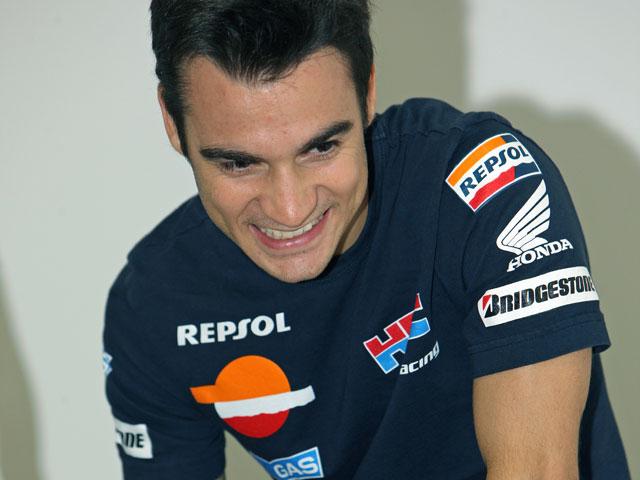 Pedrosa no quiere correr infiltrado en el GP de Assen