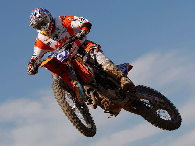 Steffy Laier nueva líder en el Mundial de Motocross