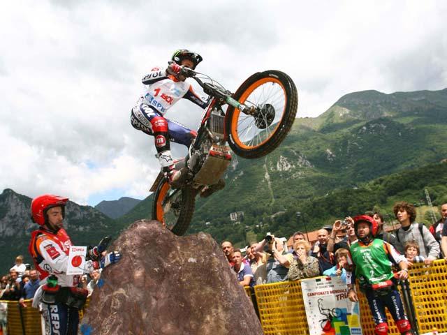 El Campeonato del Mundo de Trial llega a Andorra