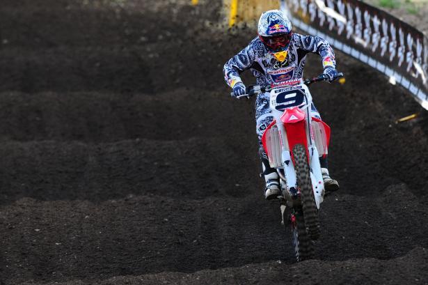 Tedesco vence en el AMA de Motocross