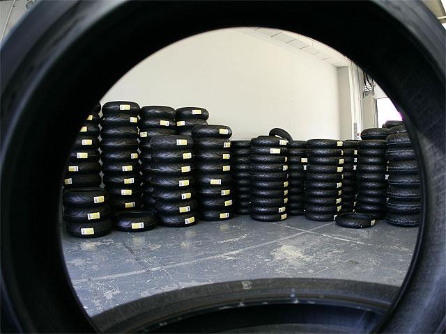 Neumáticos limitados en MotoGP
