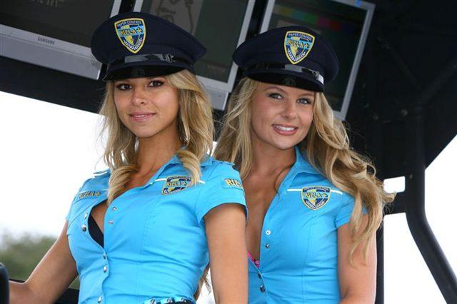 Las chicas del GP de Laguna Seca