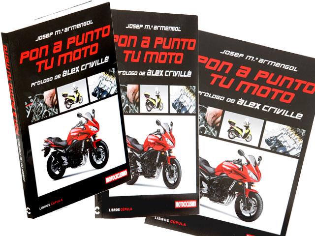 Pon a punto tu moto. Consejos y trucos para dejar tu moto como nueva