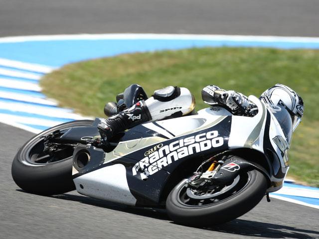 El equipo de Sete Gibernau se retira de MotoGP