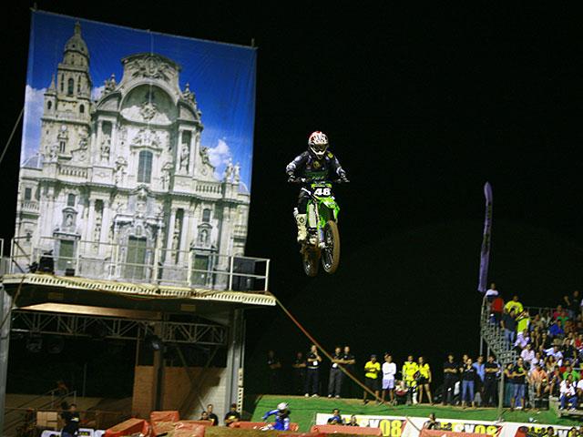Éxito rotundo en el Supercross de Fuente Álamo