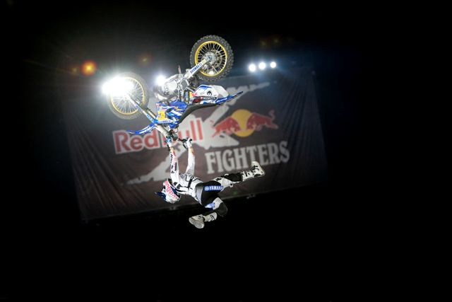 Red Bull X-Fighters Madrid 2009: Doble espectáculo