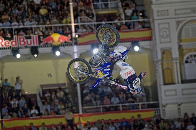 Red Bull X-Fighters Madrid: Victoria para Robbie Maddison en el Best Trick