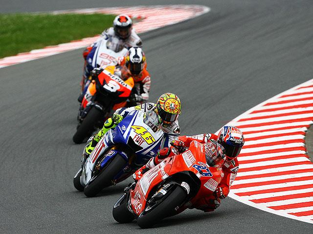 ¿Quién será el último ganador de MotoGP en Donington Park?