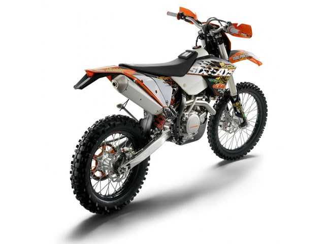 Gama KTM Six Days