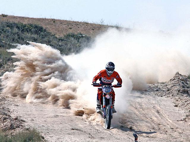 Comienza la Baja España Aragón 2009