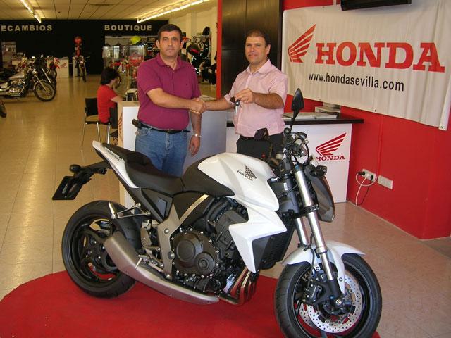 La Honda CB 1000 R del Motoanálisis 2009 ya tiene dueño