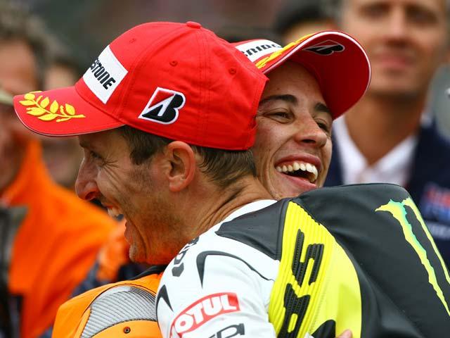 Los protagonistas del Gran Premio de Gran Bretaña de MotoGP