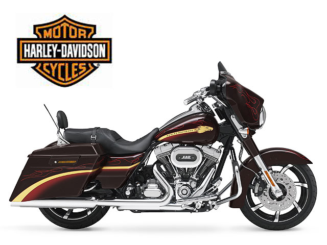 Custom Vehicle Operations by Harley Davidson