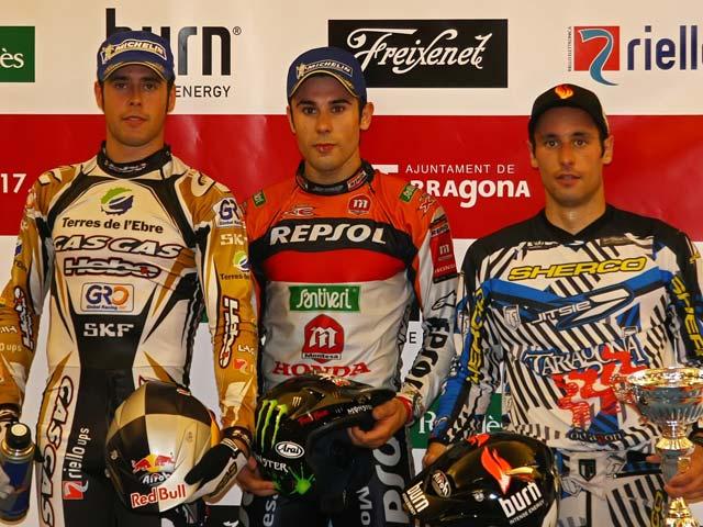 Vídeo del Trial Indoor de Tarragona 2009