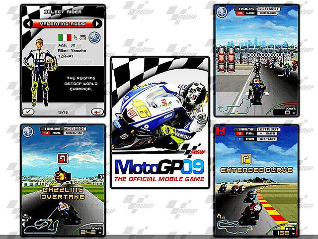 MotoGP09, el juego oficial disponible para móviles