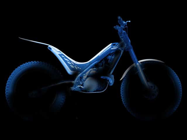 Nueva gama trial Sherco 2010