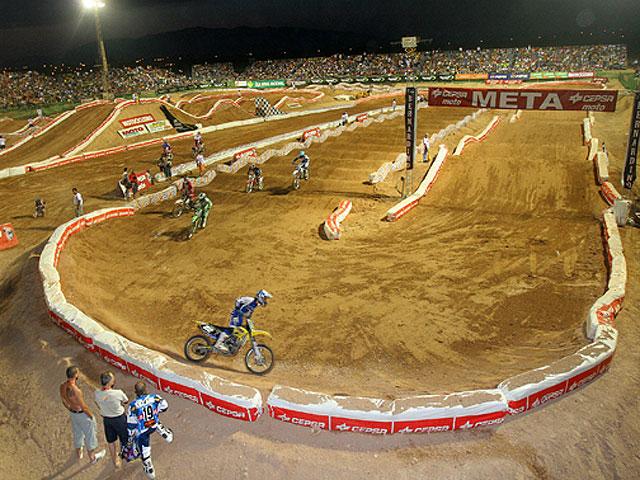 La última del Supercross español