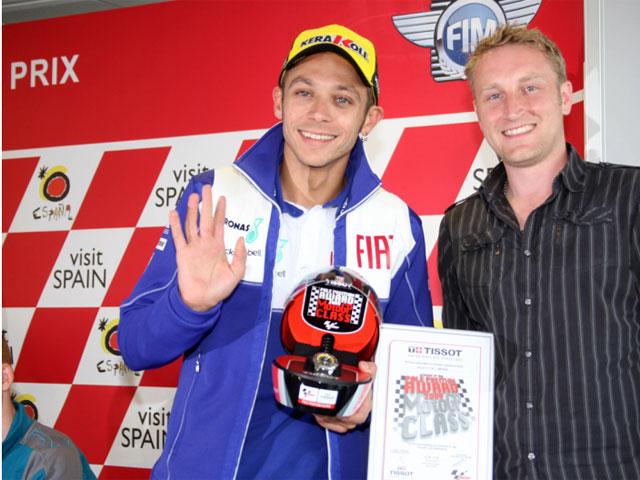 Tissot lanza su nuevo T-Touch MotoGP