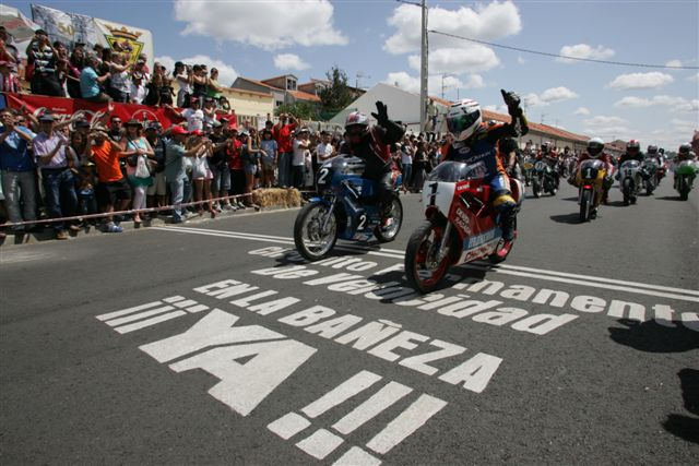El GP de La Bañeza cumplió con salud los 50 años