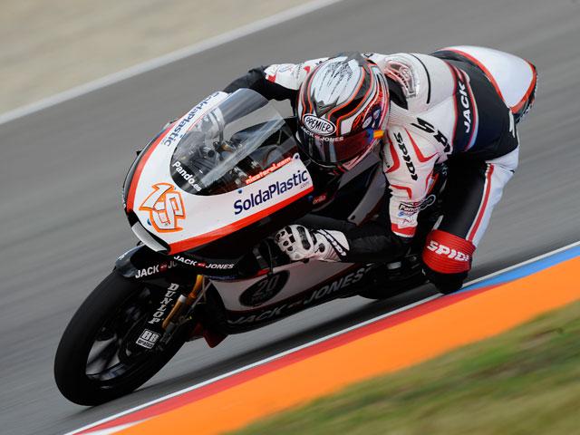Nico Terol inalcanzable en el GP de Brno