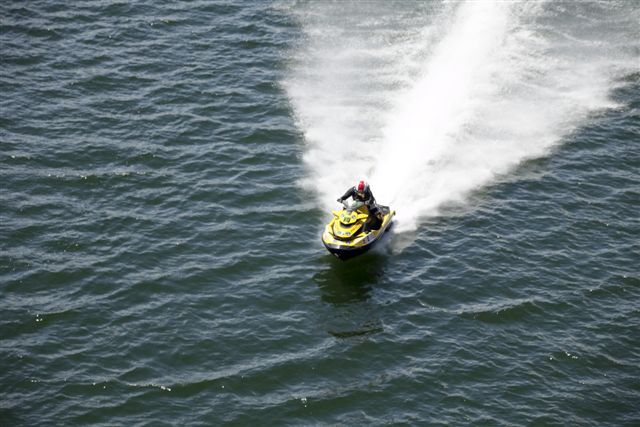Juan Félix Bravo consigue el récord Guinness con su Sea-Doo RXT iS 255