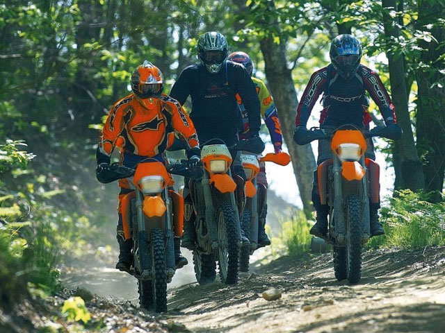 KTM te lleva a Ucrania y Rumanía
