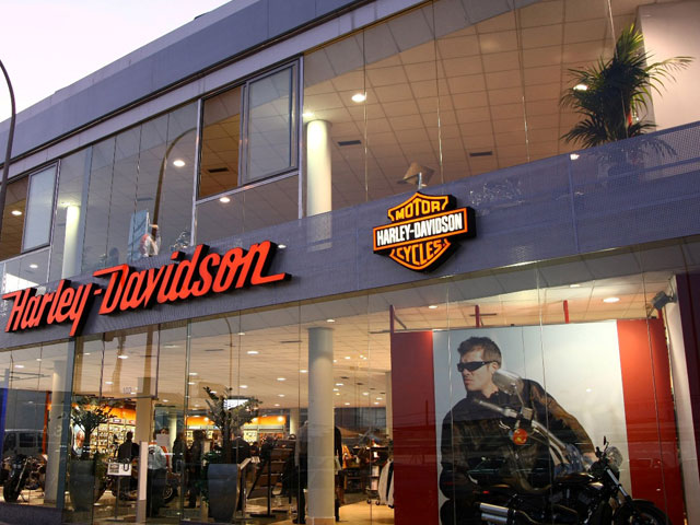 Premio a los mejores concesionarios Harley- Davidson de España