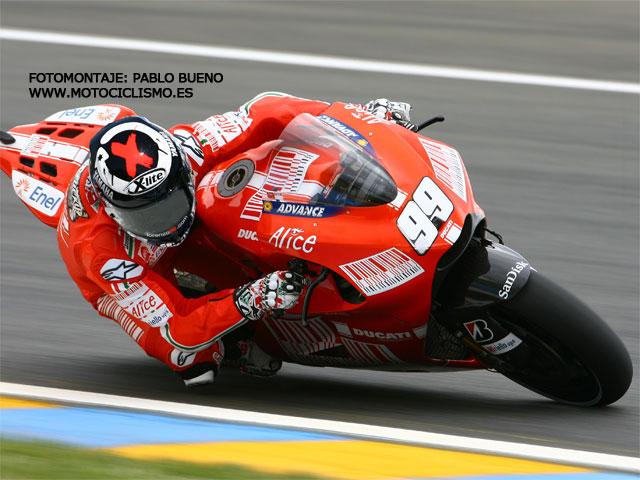 Ducati necesita a Jorge Lorenzo para MotoGP 2010