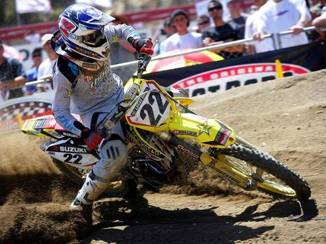 Chad Reed se adjudica el AMA de Motocross