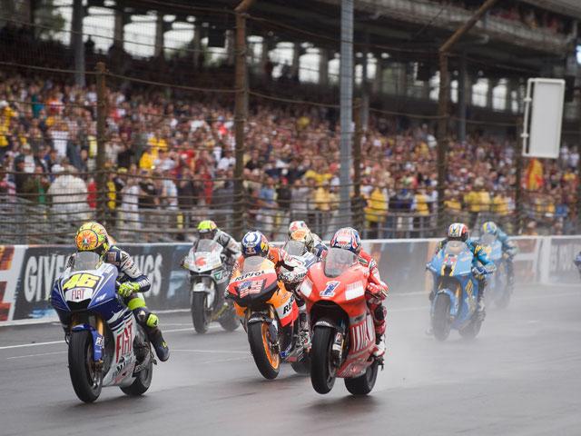 GP de Indianápolis: las motos en TVE
