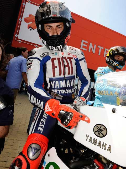 MotoGP: Lorenzo habla sobre su renovación con Yamaha
