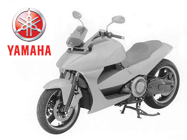"Yamaha ""Prius"""