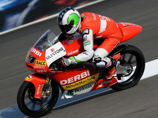 Pol Espargaró logra su primera victoria en el GP de Indianápolis
