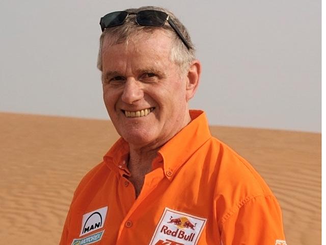KTM está de duelo por la muerte de Hans Trunkenpolz