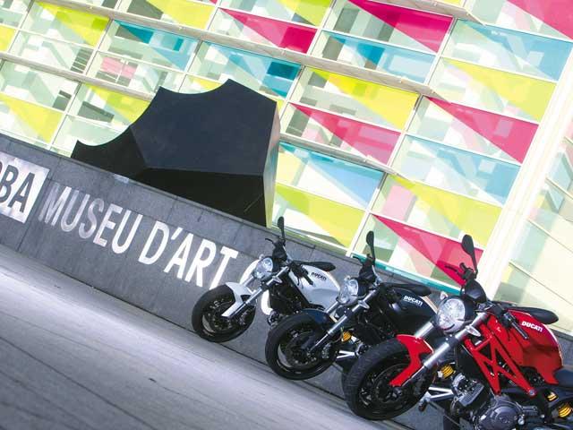Ducati se apunta al Plan Moto-E