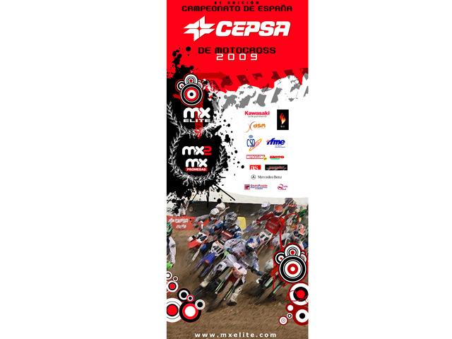 El Nacional de Motocross vuelve tras tres meses de inactividad