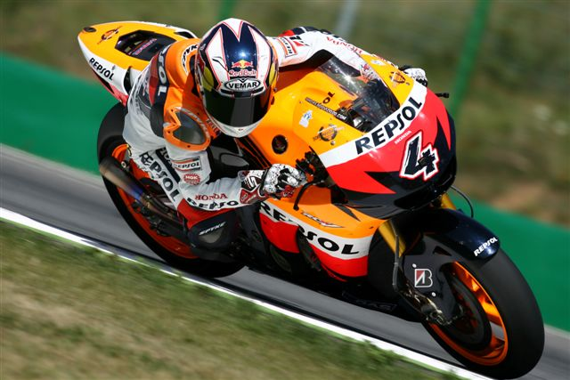 Dovizioso (Honda) cambia a Ohlins a partir del GP de Misano
