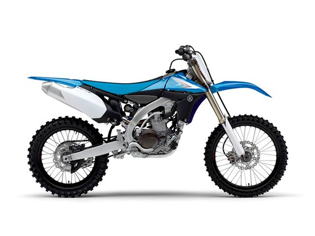 Yamaha YZ 450 F 2010, presentación oficial