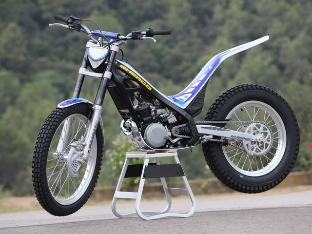 Sherco Access, una moto de trial barata