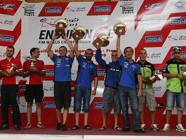 Suzuki Endurance gana la Bol d'Or y el YART el Mundial de Resistencia