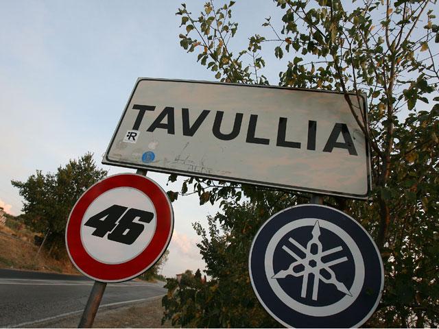 Las fotos de Tavullia, el templo de Valentino Rossi