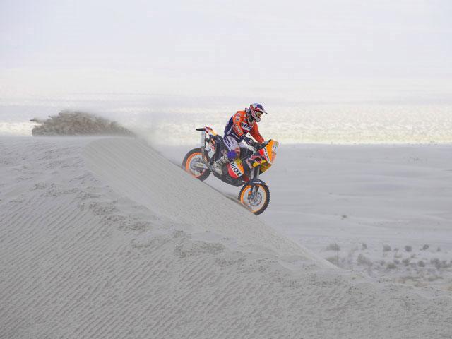 El Rally Dakar no volverá a África por el momento