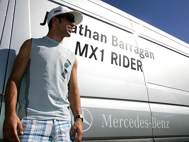 """Barragán: """"Que llegara Cairoli a KTM fue el detonante para fichar por Kawasaki"""""""
