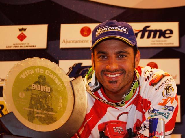 Iván Cervantes y Victor Guerrero, Campeones de España de Enduro